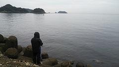 雨の日はよく釣れる?:画像1