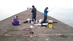 トイズハート釣りサークル、2016年の釣り始めです。:画像1